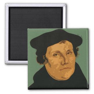 Competencia el mirar fijamente de Luther Imán Cuadrado