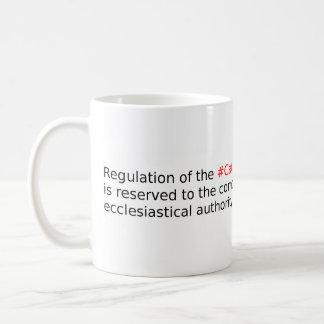 Competent Territorial Ecclesiastical Authority Mug