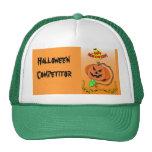 Competidor de Halloween Gorros