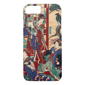 Competing Brothels 1876 iPhone 8/7 Case
