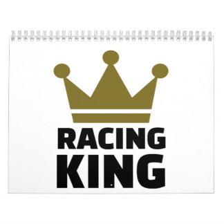 Competir con al rey calendarios de pared