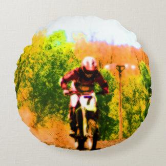 Competir con al temerario de Dirtbike