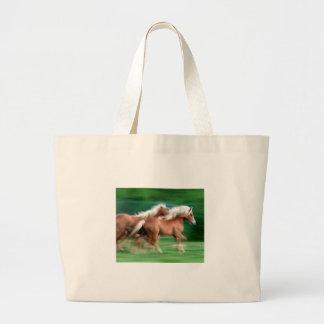 Competir con el bolso de la lona de los caballos d bolsas de mano