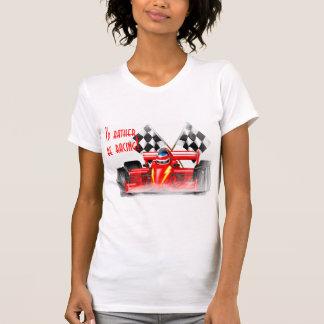 Competir con el engranaje camisetas