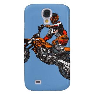 Competir con las motocicletas funda para galaxy s4