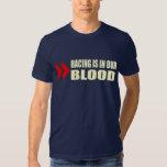 Competir con sangre polera