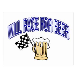 Competirá con para la cerveza postal