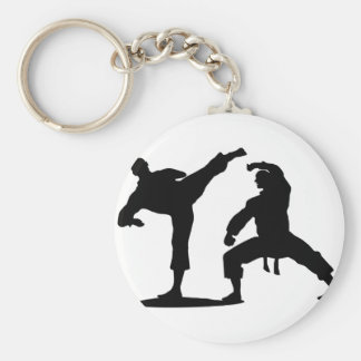 competitive athlete black keychain