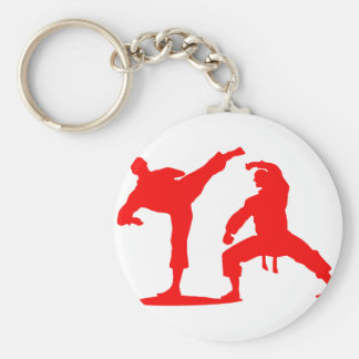 Competitive athlete-talk keychain