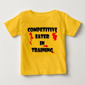 Competitive Eater  In Training Shirts