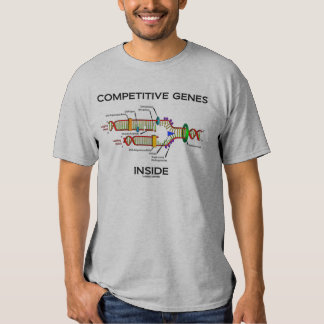 Competitive Genes Inside (DNA Replication) Shirt