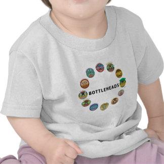 Compilación redonda camisetas
