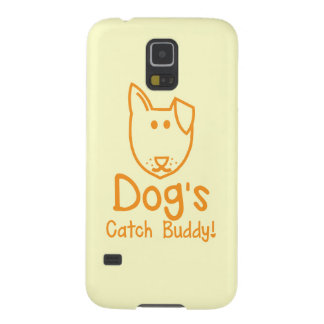 Compinche de la CAPTURA del perro Carcasa Galaxy S5