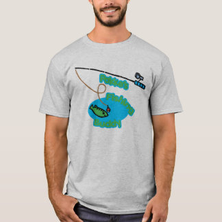 Compinche de la pesca de Pakke Playera