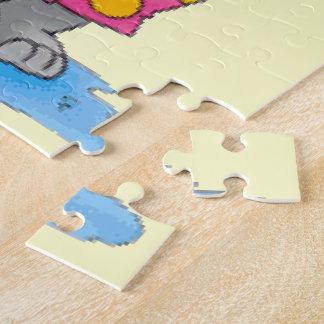 Compinche de la playa puzzle