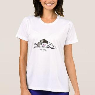 Compinche de la yoga camiseta
