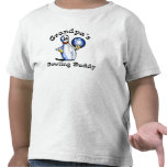 Compinche de los bolos del abuelo camiseta