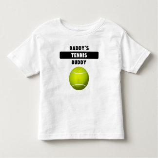 Compinche del tenis del papá playeras