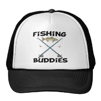 Compinches de la pesca gorra