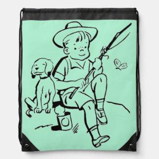 Compinches de la pesca mochilas