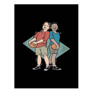Compinches del baloncesto postal