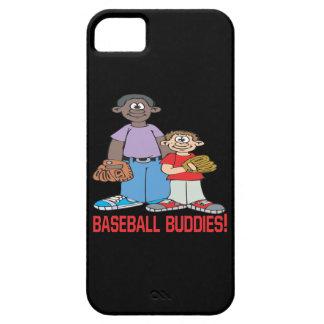 Compinches del béisbol iPhone 5 carcasa
