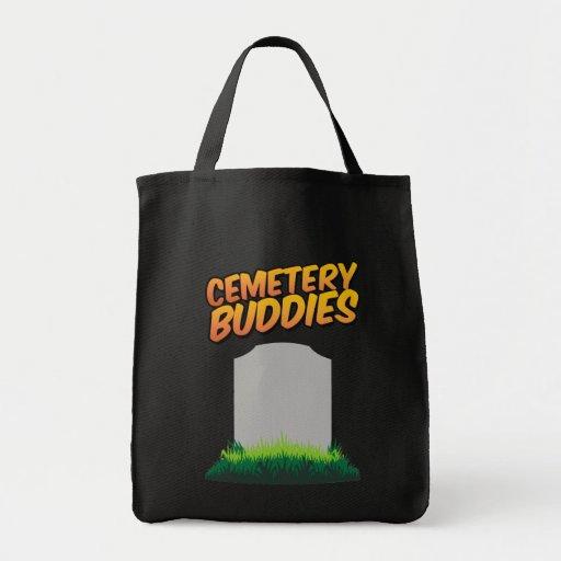 Compinches del cementerio bolsa tela para la compra