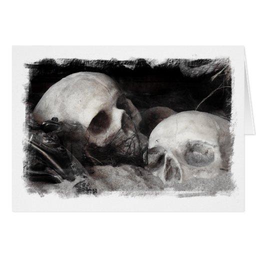 Compinches del cráneo felicitaciones