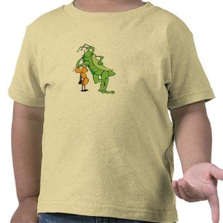 Compinches del insecto camisetas