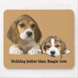 Compinches Mousepad del beagle