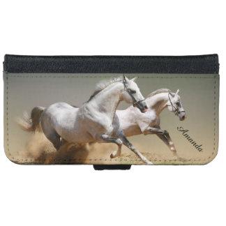 Compita con el nombre de los caballos y del carcasa de iPhone 6