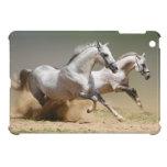 Compita con los caballos del viento iPad mini funda