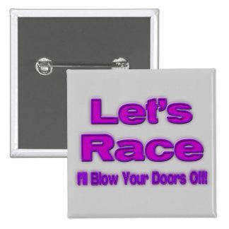 ¡Compitámosme con soplará sus puertas apagado! pnk Pin