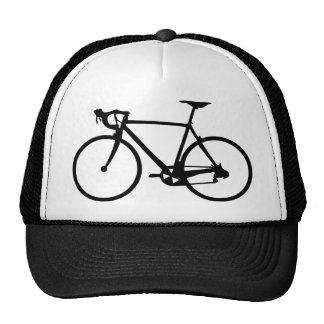 compitiendo con la bici - bicicleta del corredor gorras de camionero