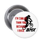 Compito con el botón de BMX Pin