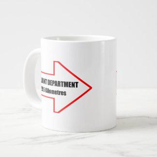 Complaint Department Giant Coffee Mug