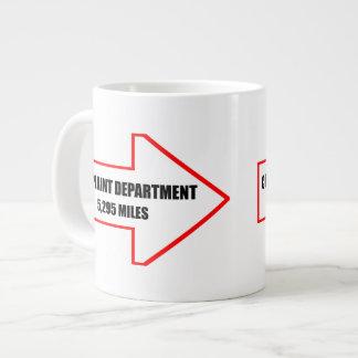 Complaint Department Large Coffee Mug