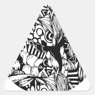 Complejidad Pegatina Triangular