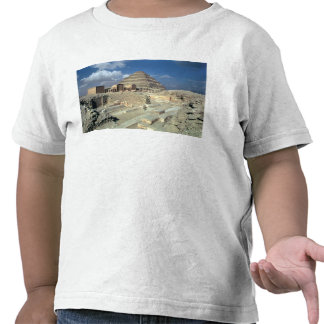Complejo de Djoser incluyendo la pirámide del paso Camiseta