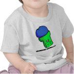 Complejo de Némesis - ojo de las mentes Camisetas