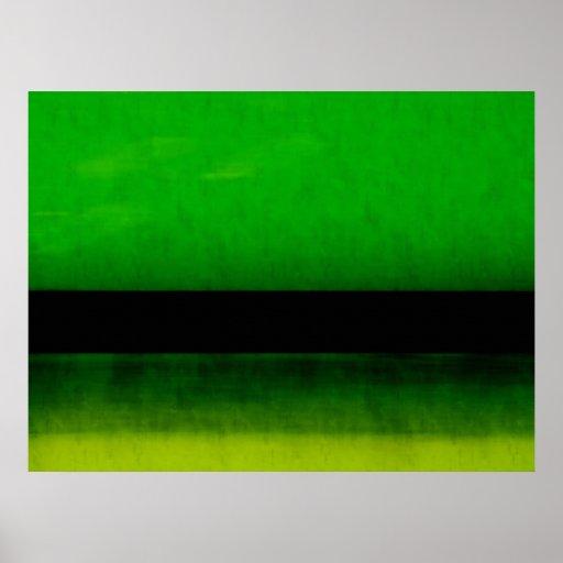 complejo verde poster