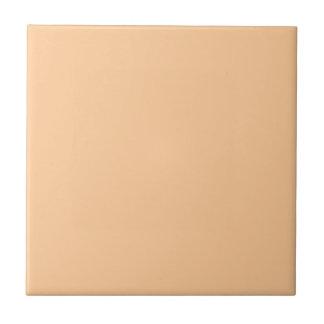 Complementación elegante anaranjada del color del  azulejo cuadrado pequeño