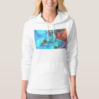 Complementary Blooms Gorgeous Color Hoodie