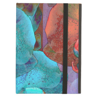 Complementary Blooms Gorgeous Color iPad Air Case