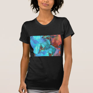 Complementary Blooms Gorgeous Color Tees