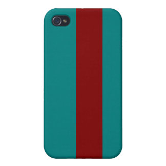 Complementary Two Color Combination / Mix iPhone 4/4S Cases