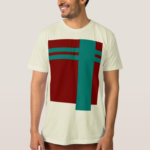 Complementary Two Color Combination / Mix T-Shirt