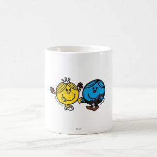 Complemento perfecto taza de café