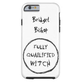 Completamente - bruja calificada - efecto del funda de iPhone 6 tough