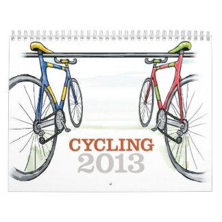 Completando un ciclo 2013 - Calendario para los